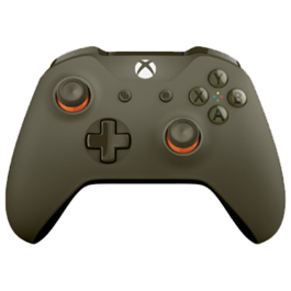 CONTROLLER WIRELESS VERDE MILITAR XBOX ONE