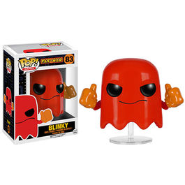FIGURA POP PAC-MAN BLINKY 9 CM