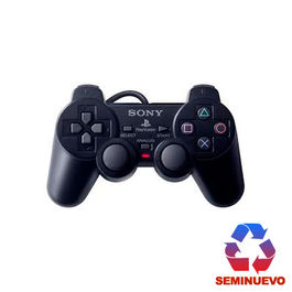 DUAL SHOCK 2 SONY PS2 (SEMINUEVO)