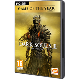 DARK SOULS III THE FIRE FADES EDITION GOTY PC
