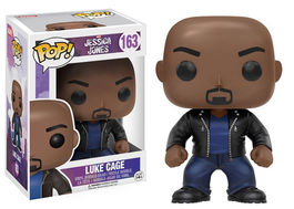 FIGURA POP MARVEL JESSICA JONES LUKE CAGE 9 CM