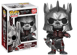 FIGURA POP THE WITCHER EREDIN 9 CM