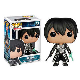 FIGURA POP SWORD ART ONLINE KIRITO 9 CM