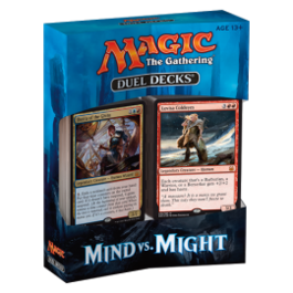 CARTAS MAGIC DUEL DECKS MIND VS MIGHT (INGLES)