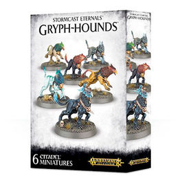WH STORMCAST ETERNALS GRYPH-HOUNDS