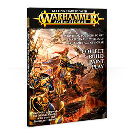 WH AGE OF SIGMAR GETTING STARTER (ESPAÑOL)
