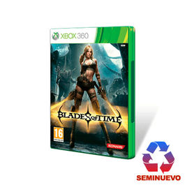 BLADES OF TIME XBOX 360 (SEMINUEVO)