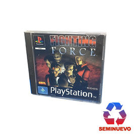 FIGHTING FORCE PS ONE (SEMINUEVO)