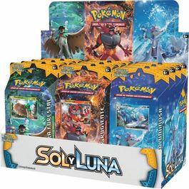 CARTAS POKEMON SOL Y LUNA BARAJA 60 CARTAS