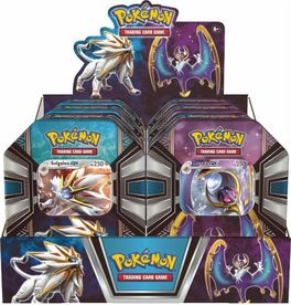 CARTAS POKEMON CAJA METALICA SPRING 2017