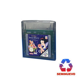 BLANCANIEVES Y LOS SIETE ENANITOS GAME BOY COLOR (SEMINUEVO)