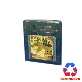 HARRY POTTER Y LA CAMARA SECRETA GAME BOY COLOR (SEMINUEVO)