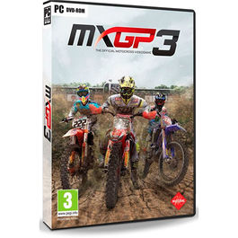 MXGP 3 THE OFFICIAL MOTOCROSS VIDEOGAME PC