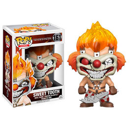 FIGURA POP TWISTED METAL SWEET TOOTH 9 CM