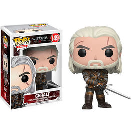 FIGURA POP THE WITCHER GERALT 9 CM