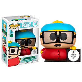 FIGURA POP SOUTH PARK CARTMAN 9 CM