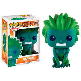 FIGURA POP STREET FIGHTER BLANKA ATTACK 9  CM