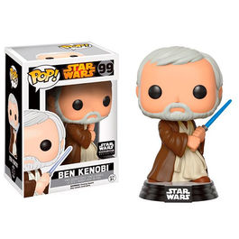 FIGURA POP STAR WARS SMUGGLERS BOUNTY EXCLUSIVE BEN KENOBI 9 CM
