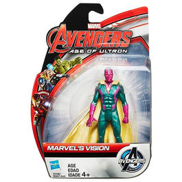 FIGURA MARVEL AVENGERS AGE OF ULTRON VISION 10 CM