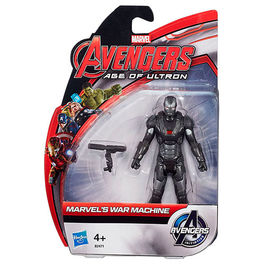 FIGURA MARVEL AVENGERS AGE OF ULTRON WAR MACHINE 10 CM