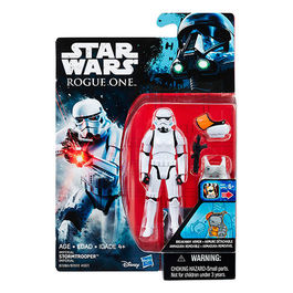 FIGURA STAR WARS UNIVERSE ROGUE ONE IMPERIAL STORMTROOPER 10 CM