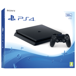 CONSOLA PS4 SLIM 500 GB PS4