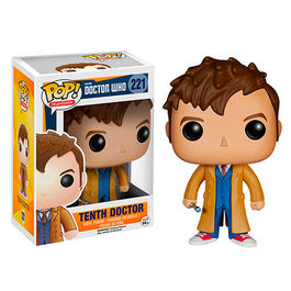 FIGURA POP DOCTOR WHO 10TH DOCTOR 9 CM