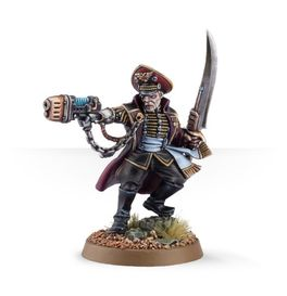 WH 40K OFFICIO PREFECTUS COMMISSAR