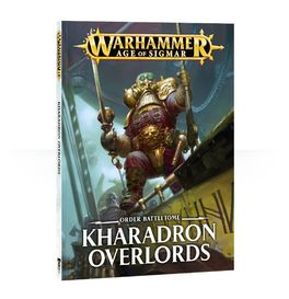 WH BATTLETOME: KHARADRON OVERLORDS