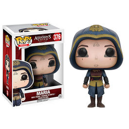 FIGURA POP MOVIES ASSASSINS CREED MARIA 9 CM