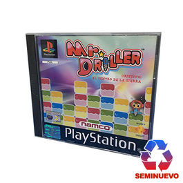 MR DRILLER PS ONE (SEMINUEVO)