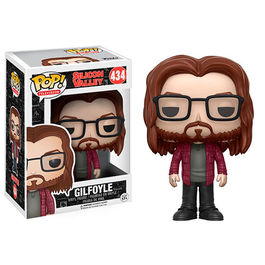 FIGURA POP SILICON VALLEY GILFOYLE 9 CM