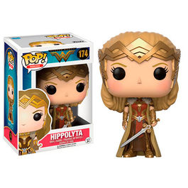 FIGURA POP WONDER WOMAN HIPPOLYTA 9 CM