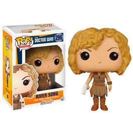 FIGURA POP DOCTOR WHO RIVER SONG 9 CM