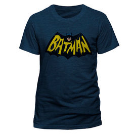 CAMISETA BATMAN 1966 LOGO