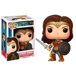 FIGURA POP WONDER WOMAN - WONDER WOMAN 9 CM