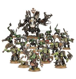 WH 40K START COLLECTING! ORKS