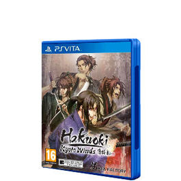 HAKUOKI KYOTO WINDS PS VITA