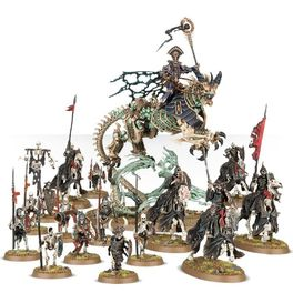 WH START COLLECTING! SKELETON HORDE (CAJA)