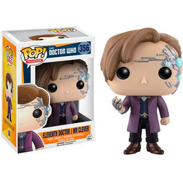 FIGURA POP DOCTOR WHO 11TH DOCTOR / MR CLEVER 9 CM