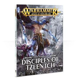 WH BATTLETOME: DISCIPLES OF TZEENTCH