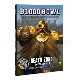 WH BLOOD BOWL DEATH ZONE TEMPORADA UNO (LIBRO)