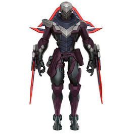FIGURA LEAGUE OF LEGENDS LEGACY COLLECTION ZED PROJECT SKIN 15 CM