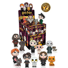 MINIFIGURA MYSTERY MINI HARRY POTTER 6 CM