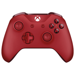 CONTROLLER WIRELESS ROJO XBOX ONE