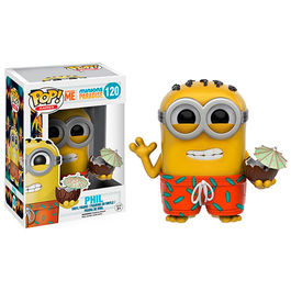 FIGURA POP DESPICABLE ME (GRU MI VILLANO FAVORITO) PARADISE PHIL 9 CM