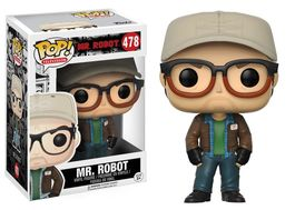 FIGURA POP MR ROBOT - MR ROBOT 9 CM