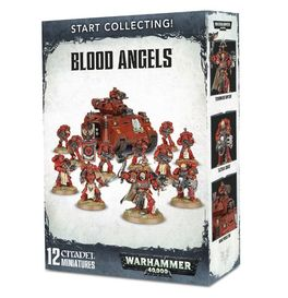 WH 40K START COLLECTING! BLOOD ANGELS (CAJA)