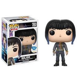 FIGURA POP GHOST IN THE SHELL MAJOR (BOMBER JACKET) 9 CM