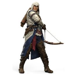 FIGURA ASSASSINS CREED III COLOR TOPS CONNOR 18 CM